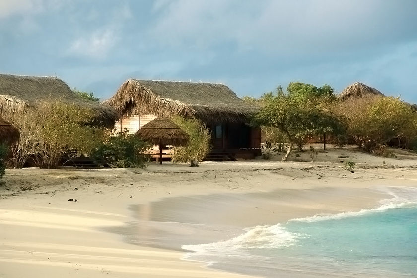 Beach Chalet at Medjumbe Private Island