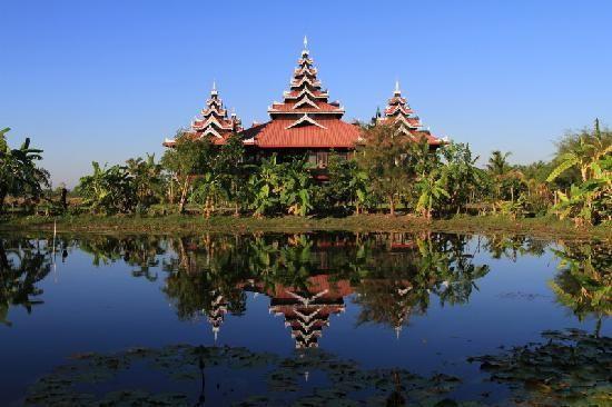 Mrauk U Princess Resort