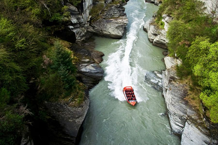Shotover River Queenstown