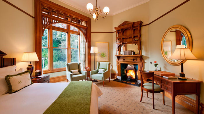 Botanical Suite at Otahuna Lodge, Christchurch