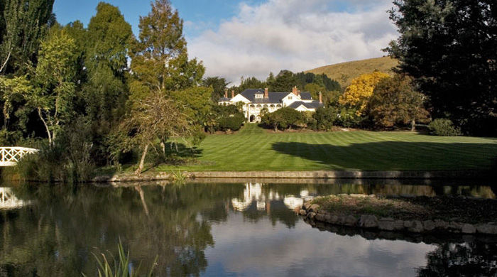 Otahuna Lodge, Christchurch, New Zealand