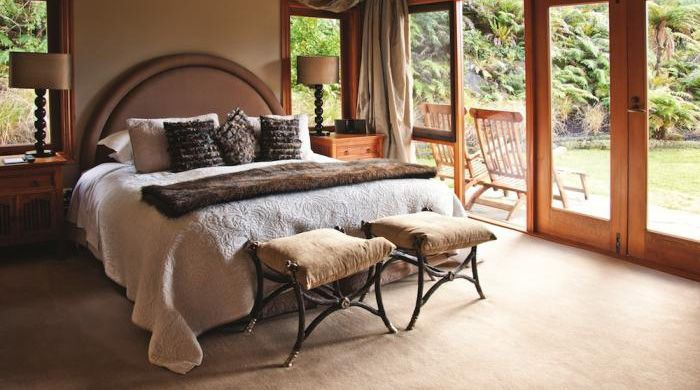 Room at Treetops Lodge & Estate, Rotorua, New Zealand