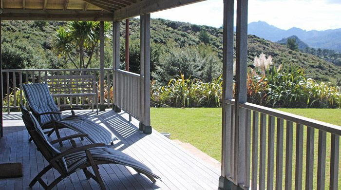 Mount St. Paul Estate, Great Barrier Island, New Zealand