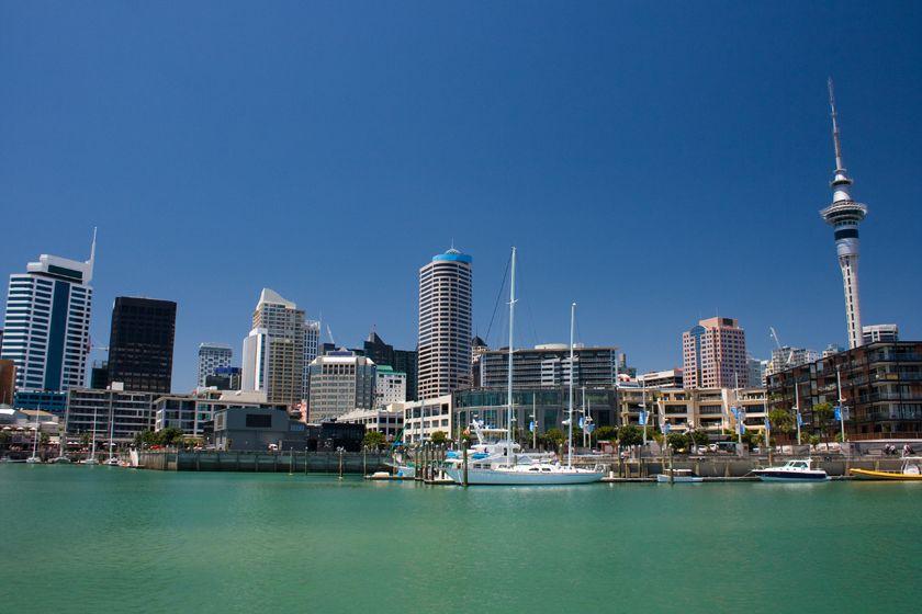 Auckland , New Zealand