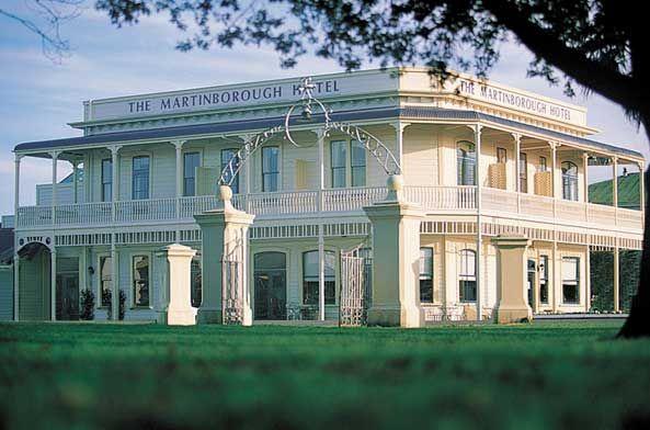 Peppers Martinborough Hotel