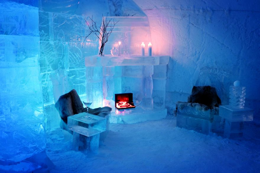 Igloo Hotel Holiday, Norway
