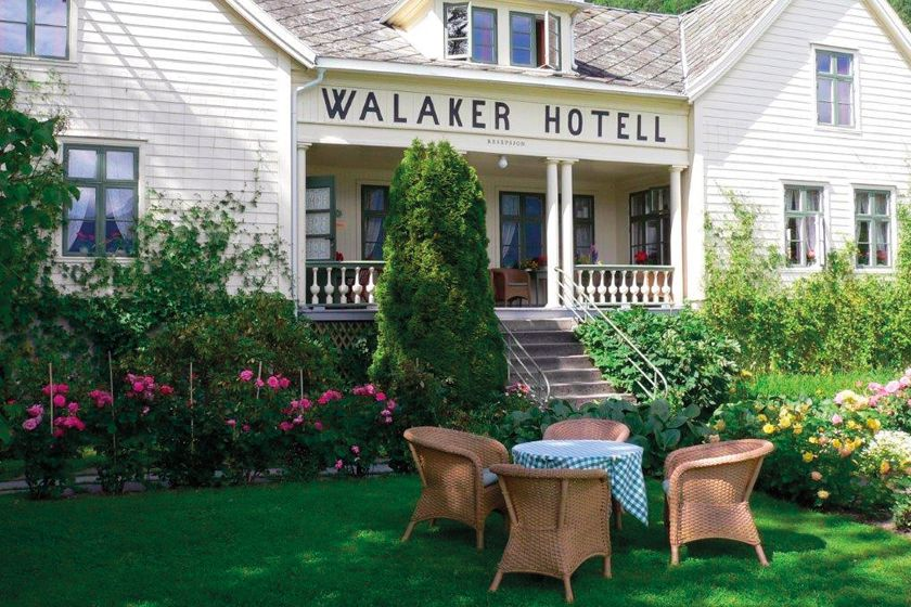 Walaker Hotell, Solvorn, Norway