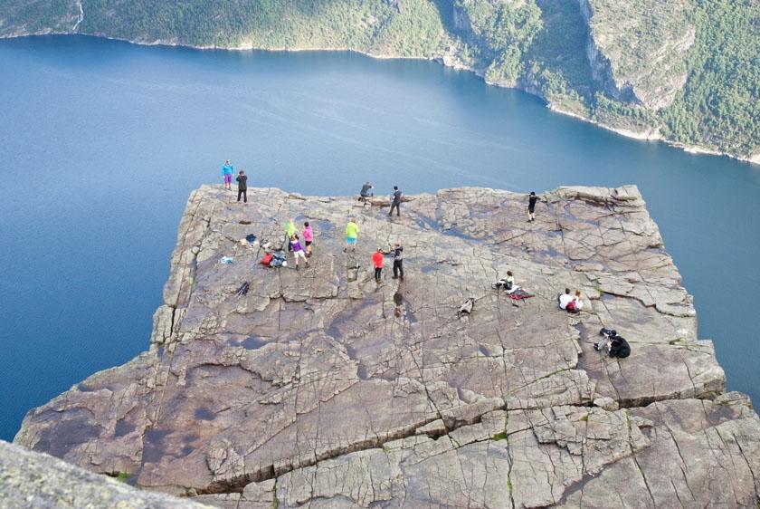 Lysefjord, Norway