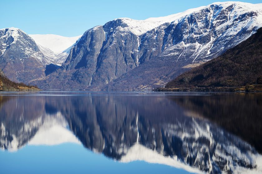 Norway's western fjords