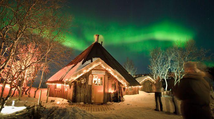 Gamme cabins snowhotel kirkenes for Kirkenes snow hotel gamme cabins