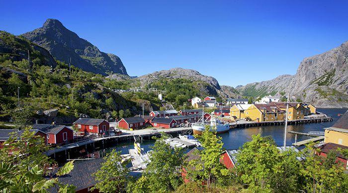 Nusfjord, Lofoten, Fisherman's Cabins, Sonia Arrepia Photography