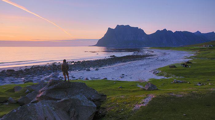 Utakleiv beach, Lofoten, Sonia Arrepia Photography