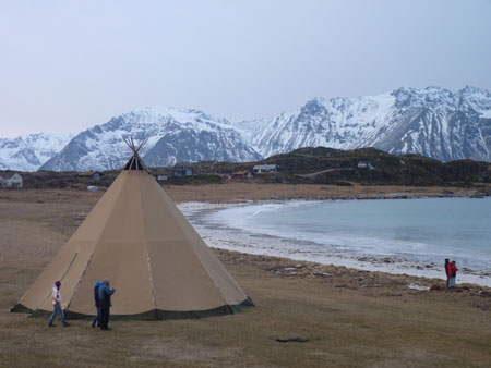 Northern Lights Base Camp