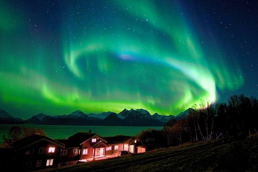 Lyngen Lodge, Norway