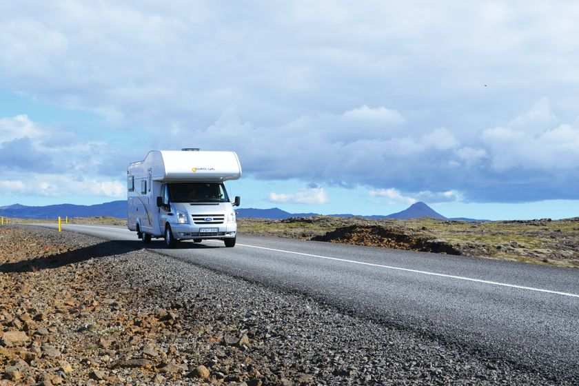 Motorhomes in Scandinavia