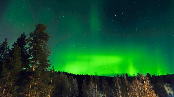 Northern Lights, Alta, Norway