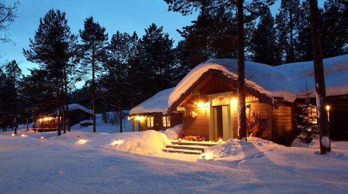 Ongajok Mountain Resort, Alta, Norway