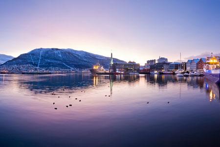 Tromso Bay
