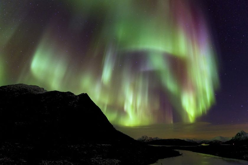 Northern Lights, near Tromso