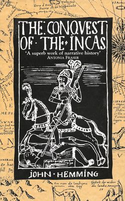 The Conquest of the Incas jacket