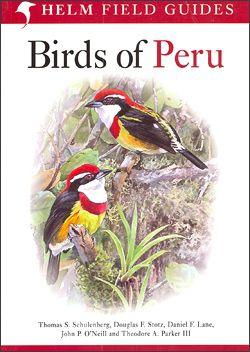 Birds of Peru jacket