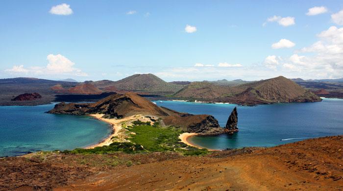 Bartolome Island, Galapagos, Ecuador