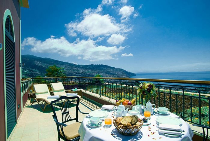 Quintas das Vistas balcony