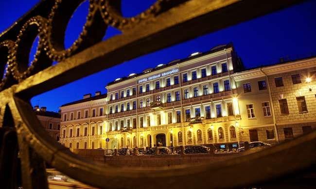 Kempinski Hotel Moika 22, St Petersburg