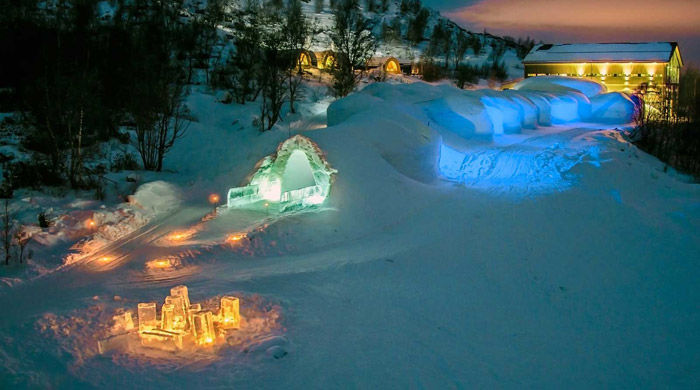 Kirkenes Snow Hotel, Norway