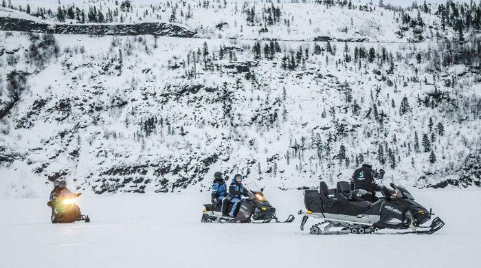 Snowmobiling, Kirkenes