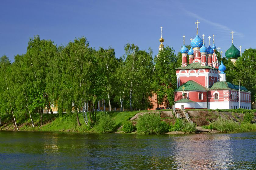 Prince Dmitri Church, Uglich