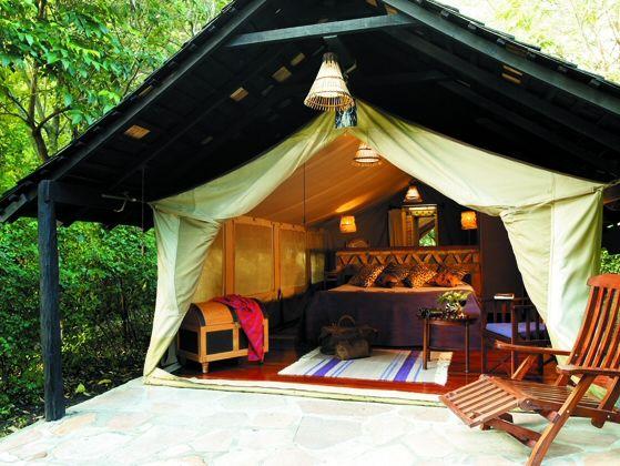 Sarova Mara Game Camp, Masai Mara