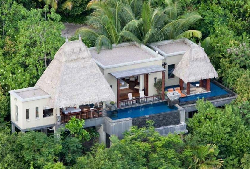 Maia, Mahe Island, Seychelles