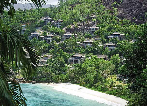 Four Seasons, Mahe Island, Seychelles