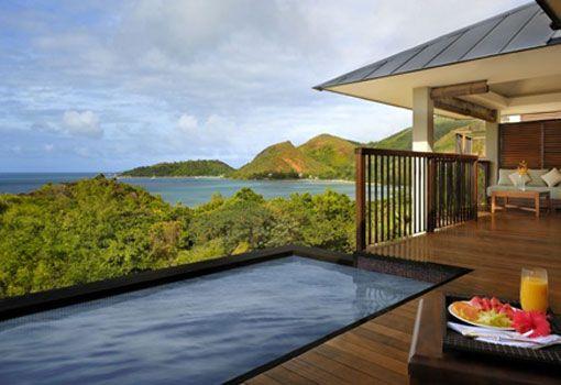 Raffles, Praslin, Seychelles