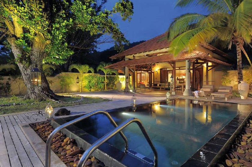 Sainte Anne Resort and Spa, Seychelles