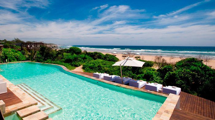White Pearl Resort, Mozambique