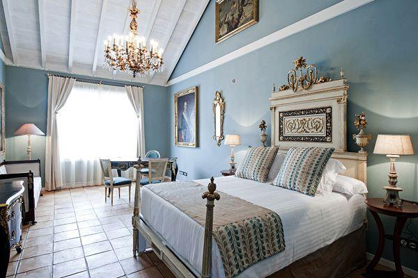 Room at Hacienda de Abajo, La Palma