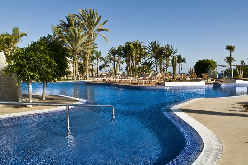 Pool at Radisson Blu Resort, Grand Canaria