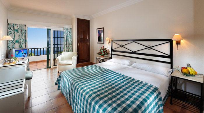 Superior Room at Hotel Jardin Tecina