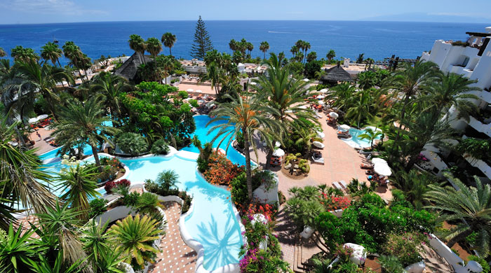 Jardin Tropical, Tenerife