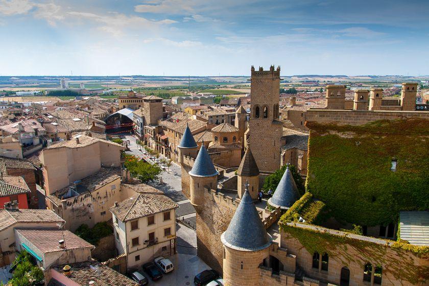 Olite Spain  city pictures gallery : olite spain