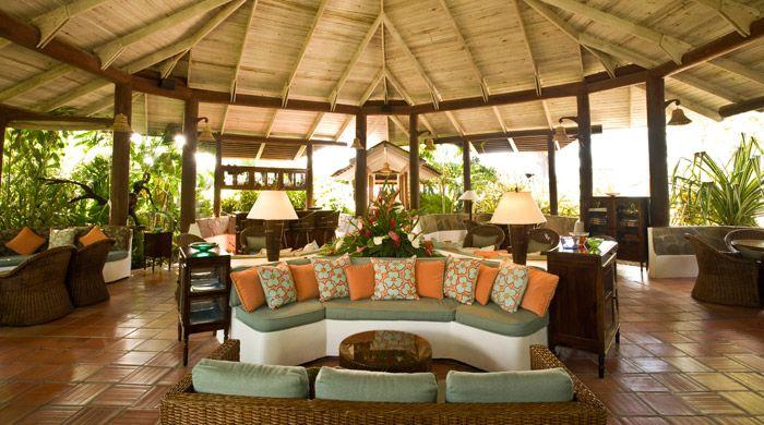 Club House, East Winds Inn, St Lucia