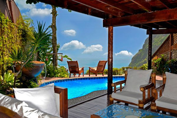 Room at the Ladera