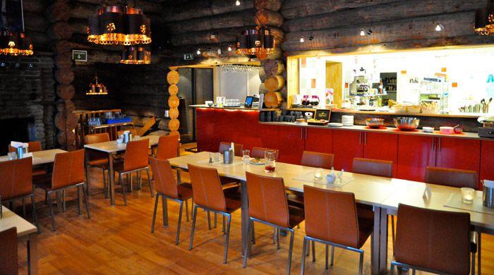 Brandon Lodge, Swedish Lapland