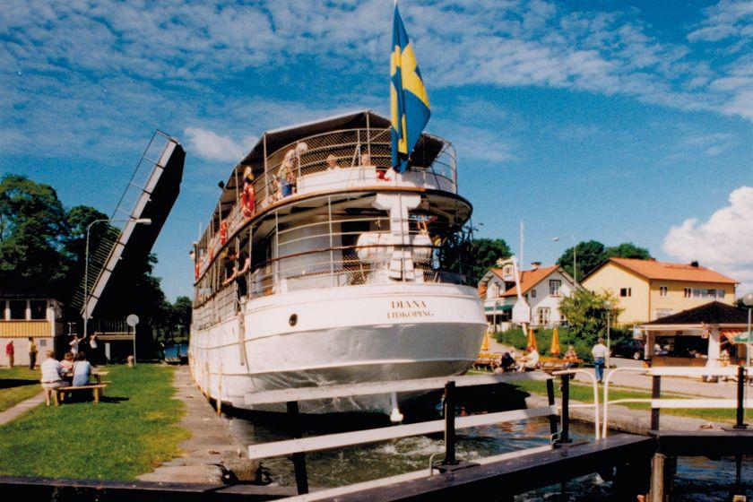 Gota Canal, Sweden