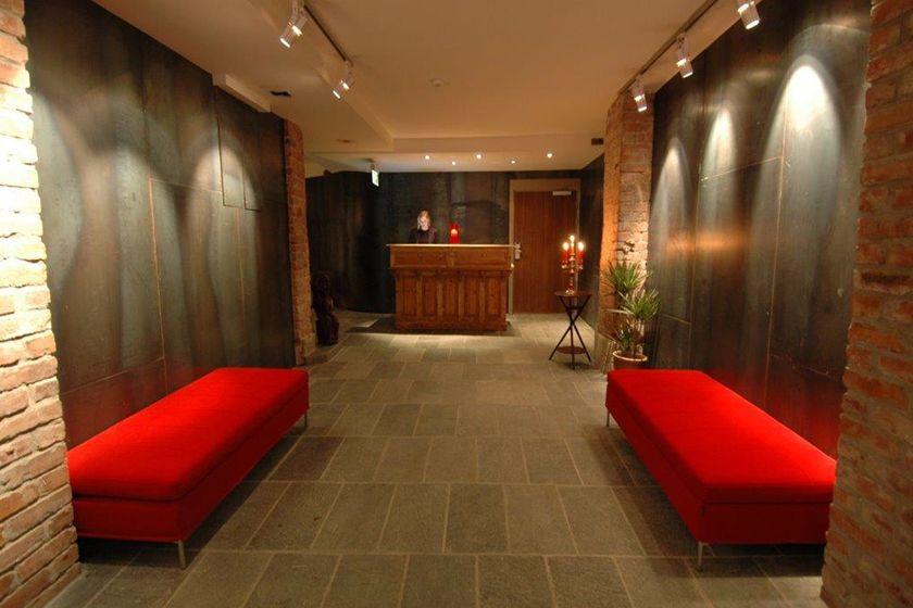 Lobby at Hellsten Hotel, Stockholm