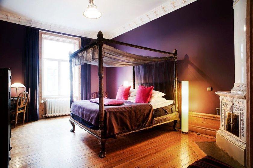 Room at Hellsten Hotel, Stockholm