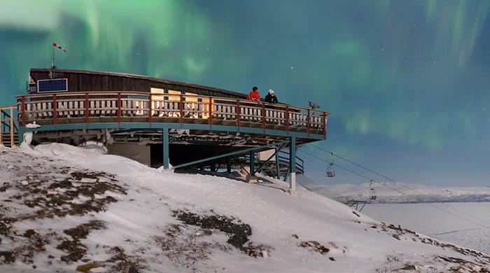 Aurora Skystation, Abisko, Sweden