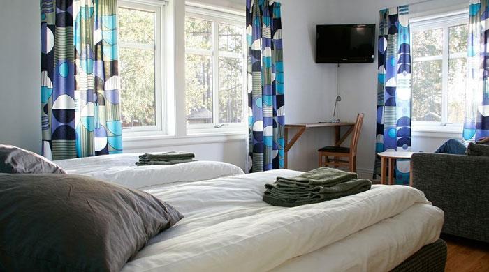 Sorbyn Lodge, Sweden
